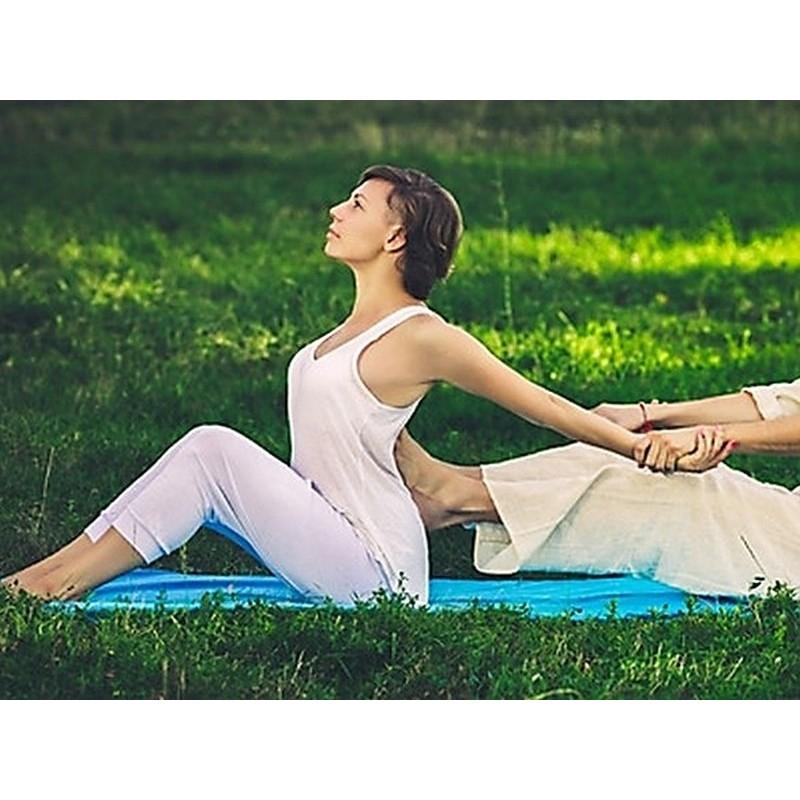 Massage Thaï traditionnel - Formation Massage Bien-Etre - Institut Lingdao