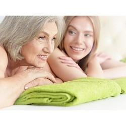 Massage Personnes âgées - Formation Massage Bien-Etre - Institut Lingdao
