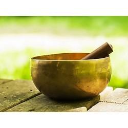 Relaxation aux bols tibétains - Formation Développement personnel - Institut Lingdao