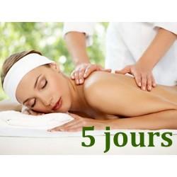 Massage sportif - 5 jours - Formation Massage Bien-Etre - Institut Lingdao