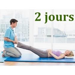 Relaxation coréenne - 2 jours -  Formation Massage Bien-Etre - Institut Lingdao