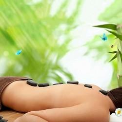 Massage aux pierres chaudes - Formation Massage Bien-Etre - Institut Lingdao